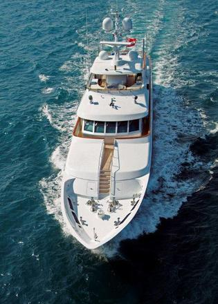 Helios 2 Yacht For Charter Boat International