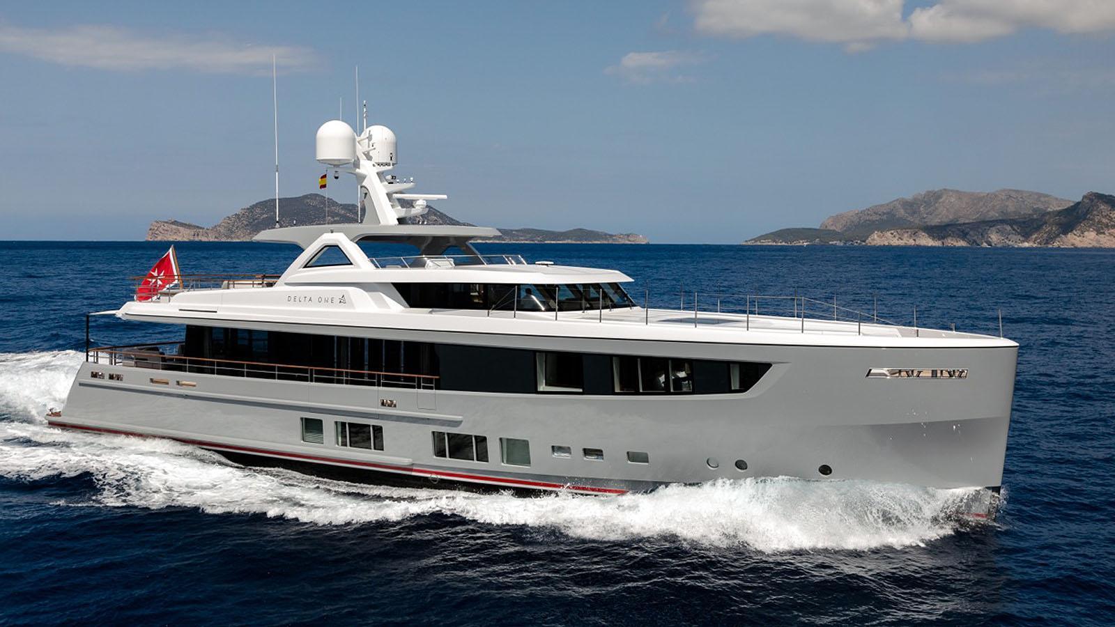 delta one bn105 motoryacht mulder 2017 36m half profile