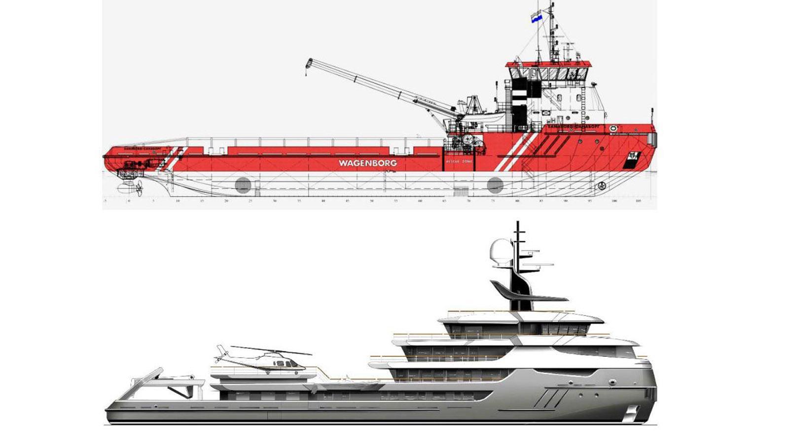 ragnar sanaborg motoryacht niestern sander icon 68m 2019 rendering conversion