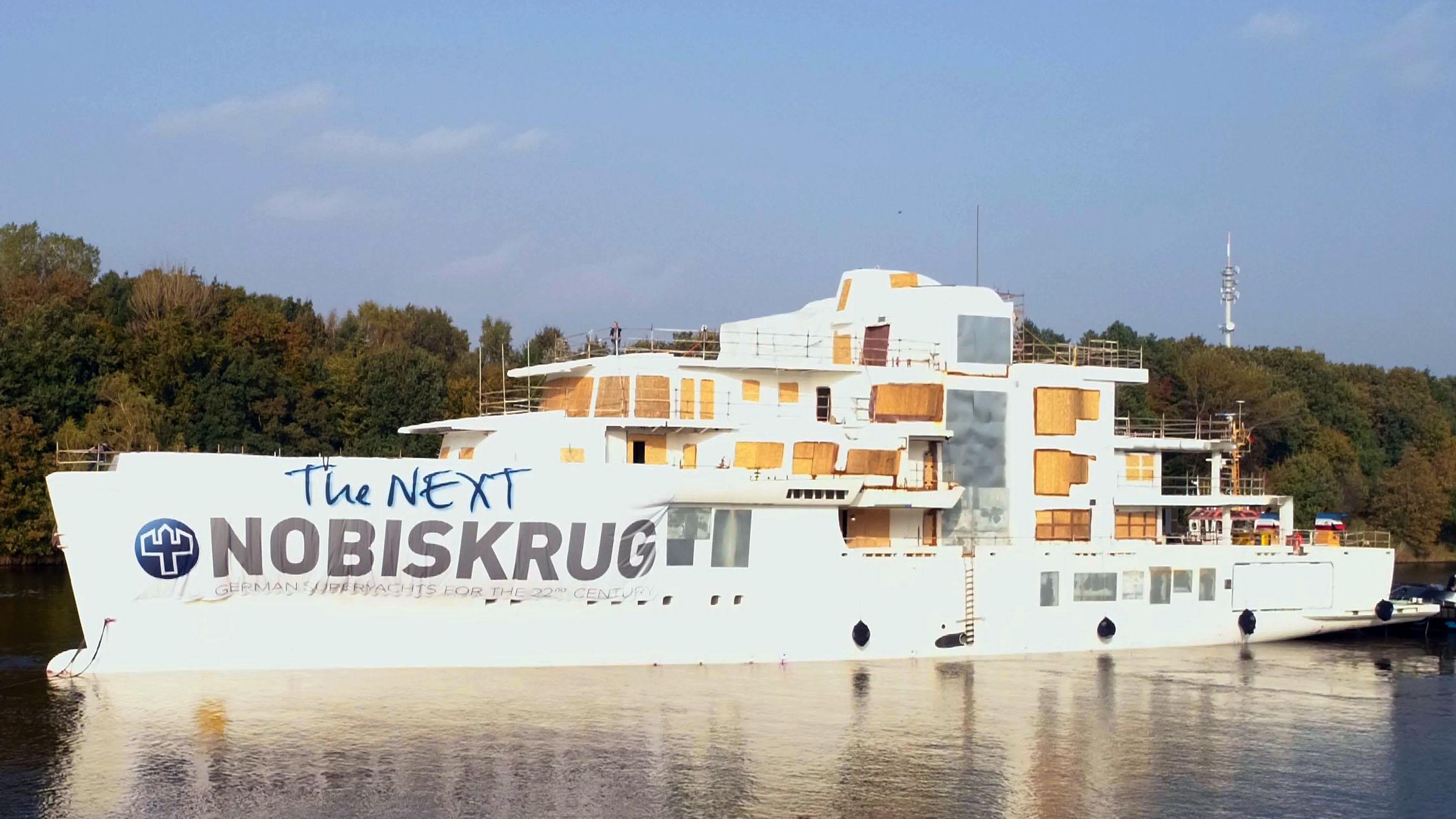 project 790 motoryacht nobiskrug 80m 2019 casco profile