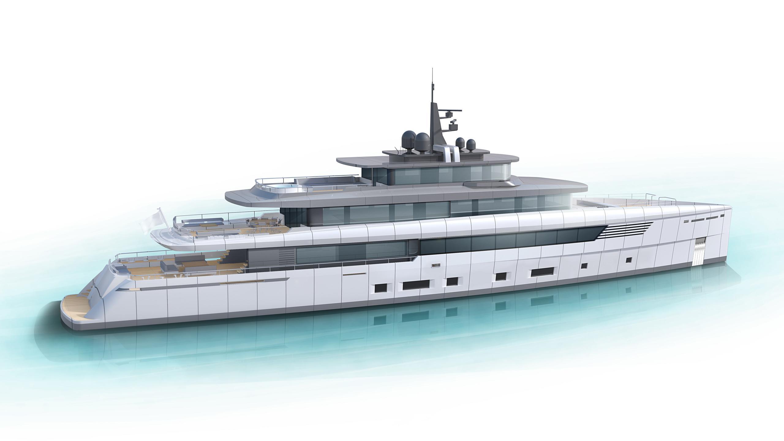 perini navi 56m motoryacht perini navi 56m 2020 rendering