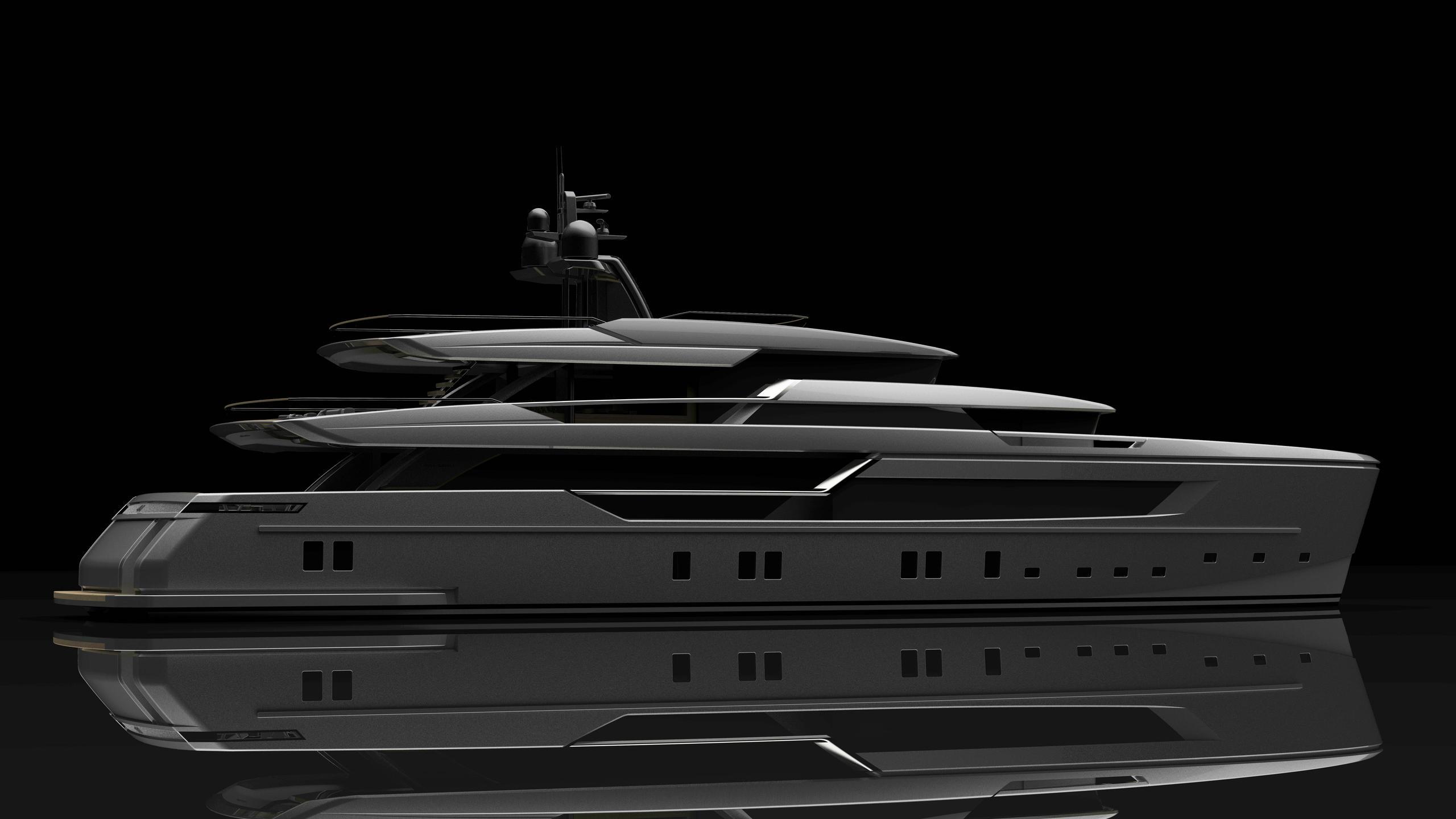 sl-44 alloy motoryacht sanlorenzo 44m rendering