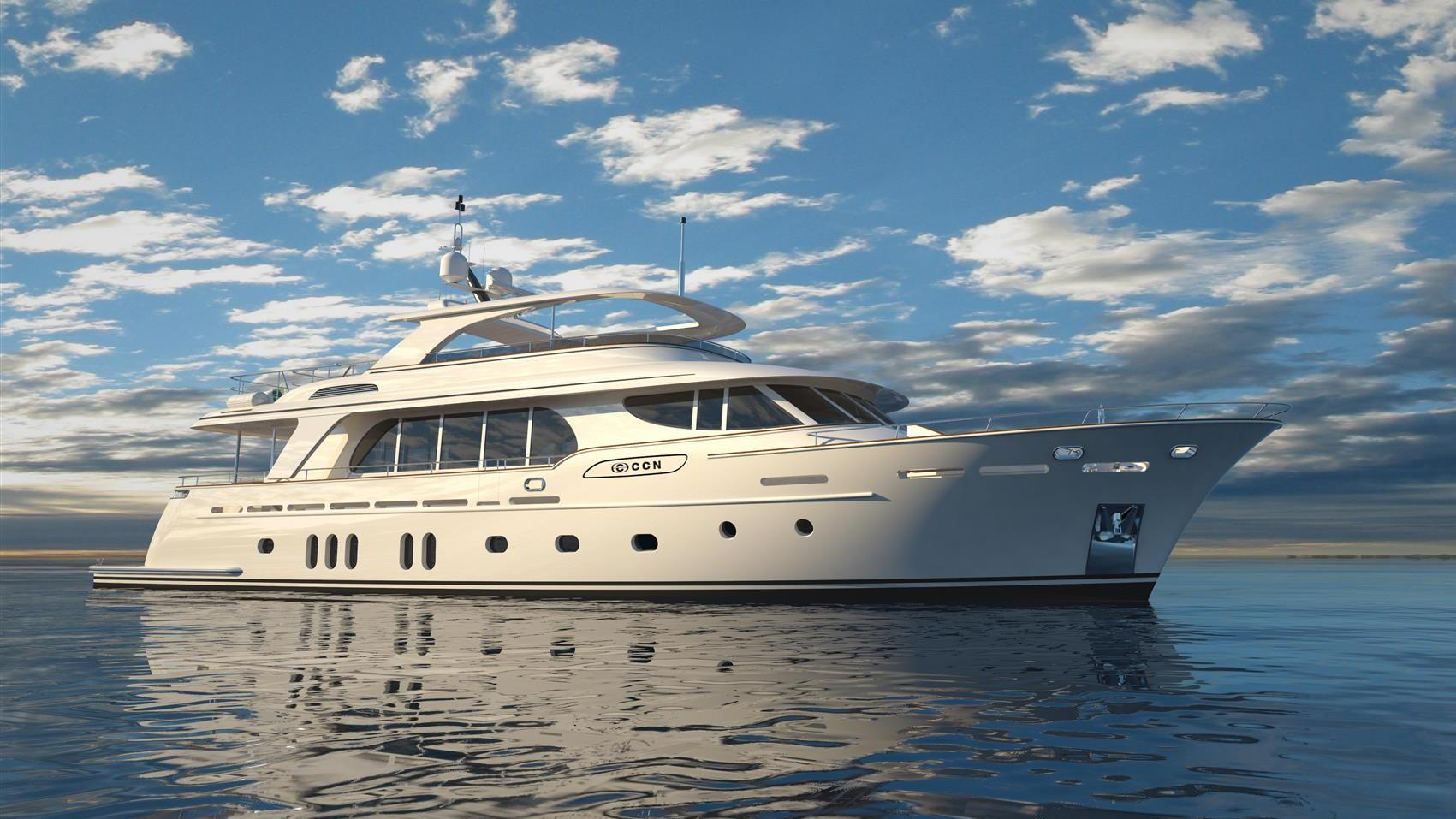 fuoriserie 31m motoryacht ccn 31m 2019 profile