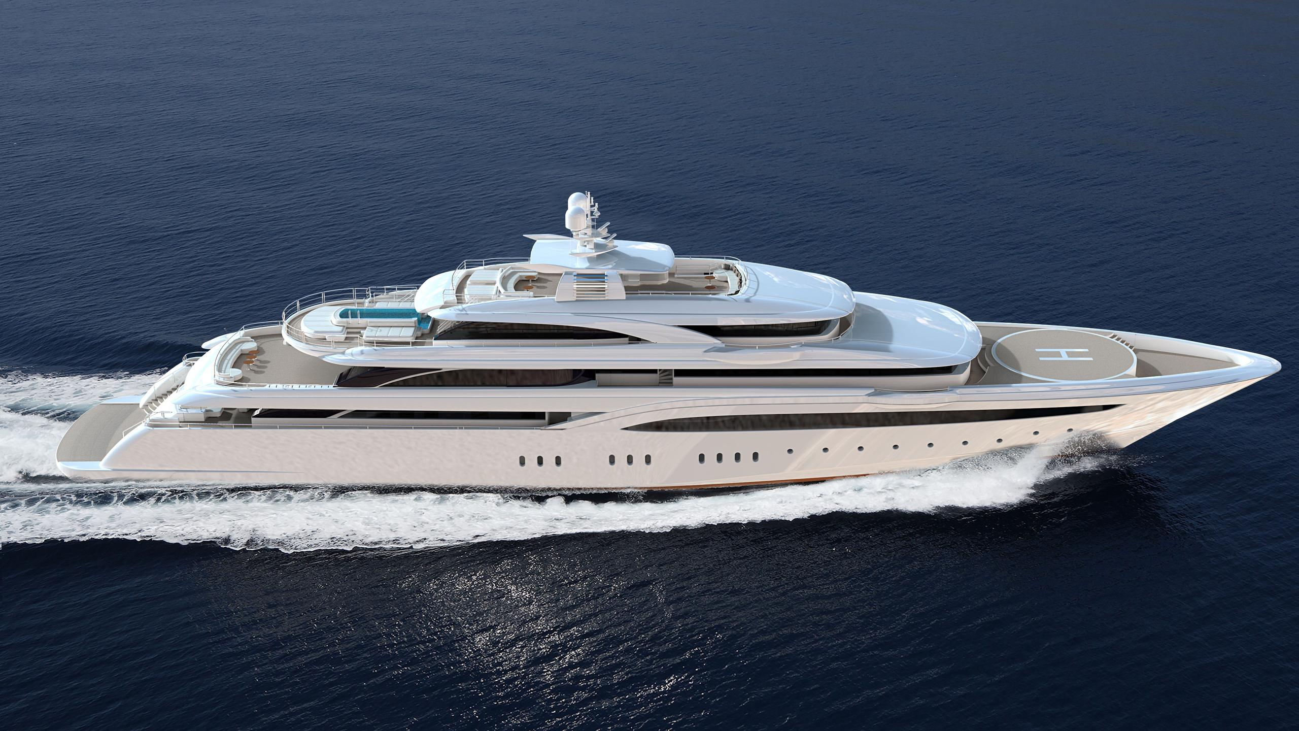 optasia gy85 motoryacht golden yachts 85m 2018 rendering