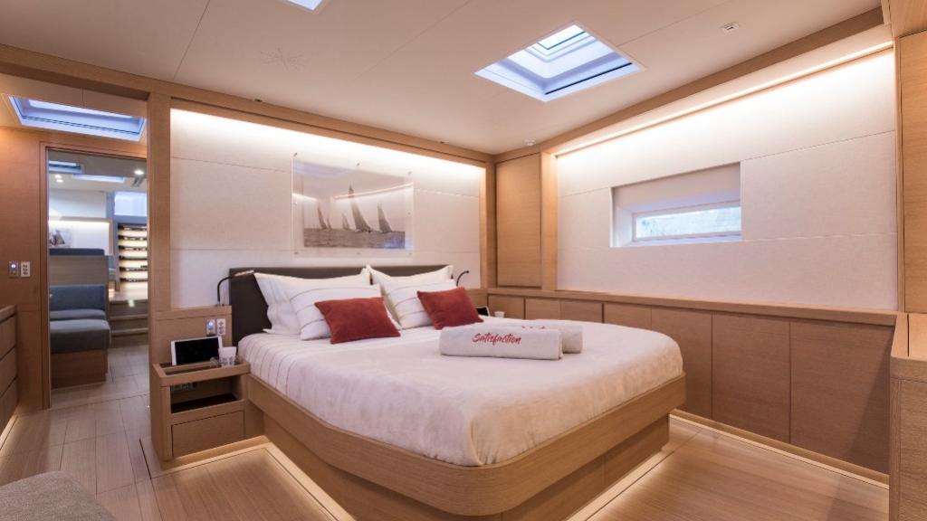 satisfaction sailing yacht southern wind shipyard 105 35m 2018 master