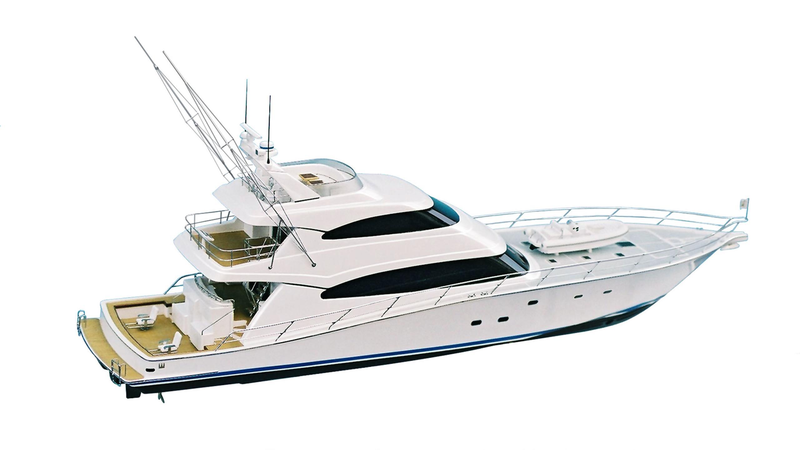 yd 1017 motoryacht yachting developments 33m 2020 rendering