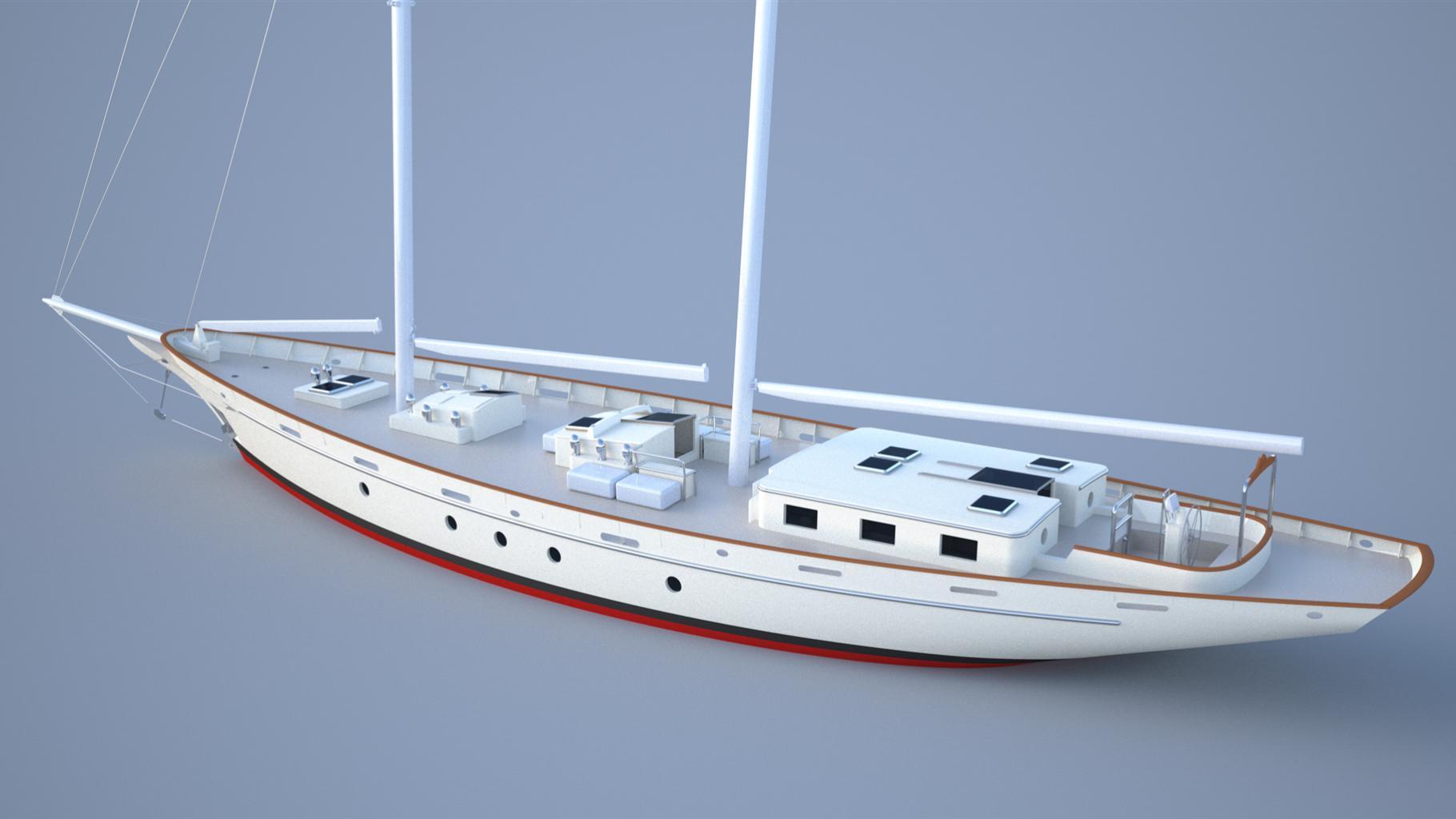 vela sailing yacht marsun 34m 2019 rendering