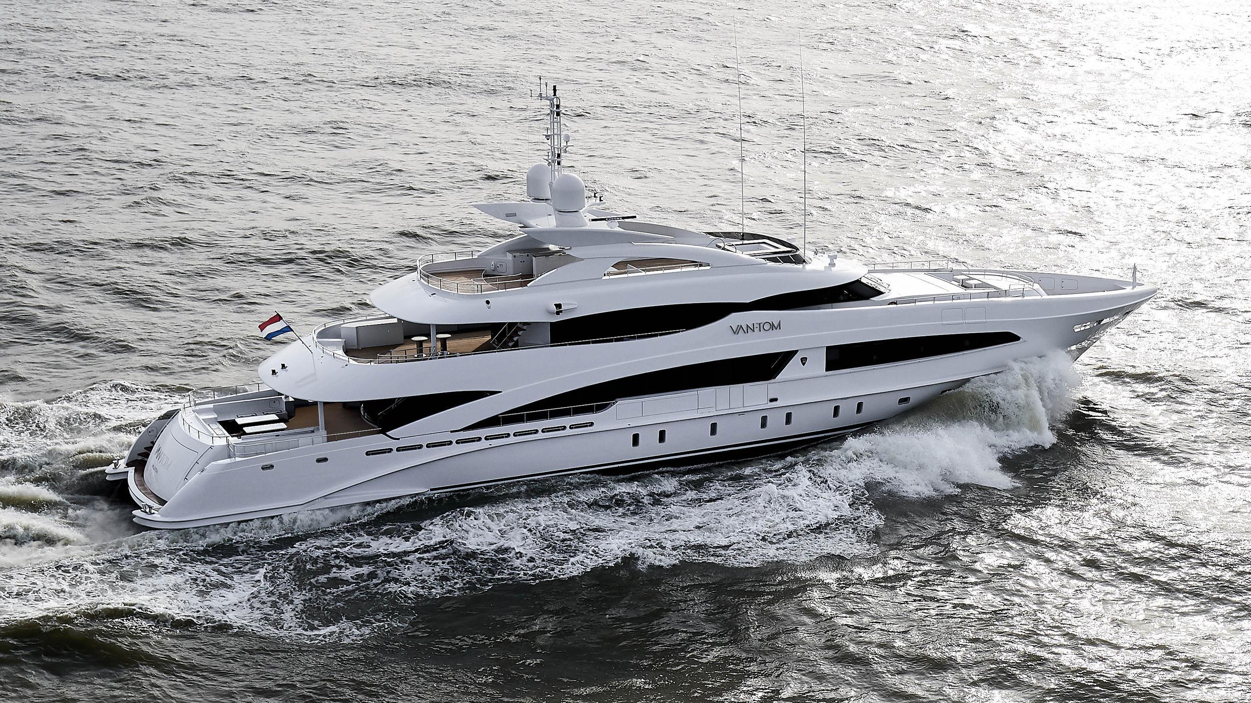 vantom motoryacht heesen yachts 50m 2018 profile