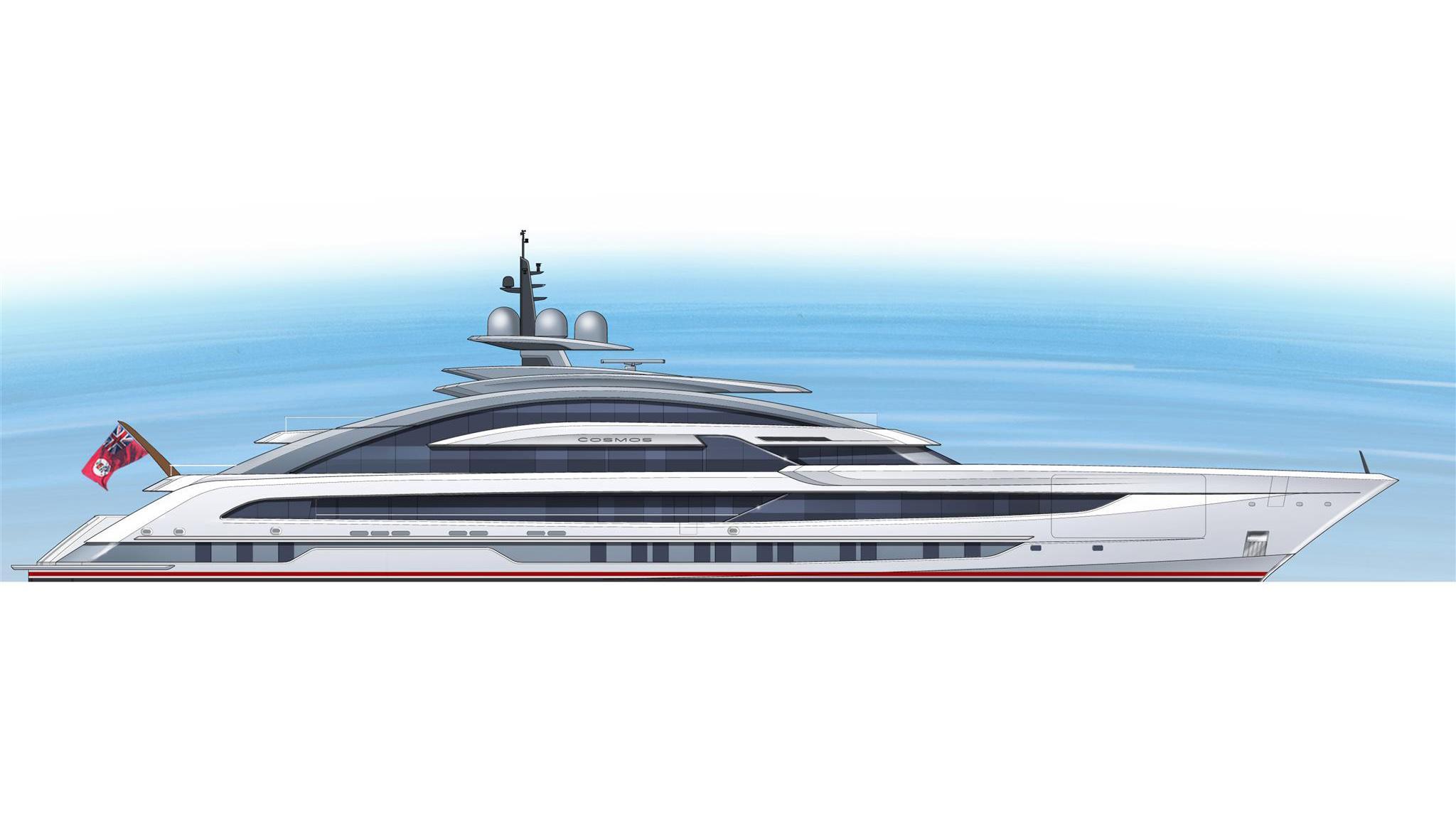 cosmos motoryacht heesen yachts 80m 2022 rendering