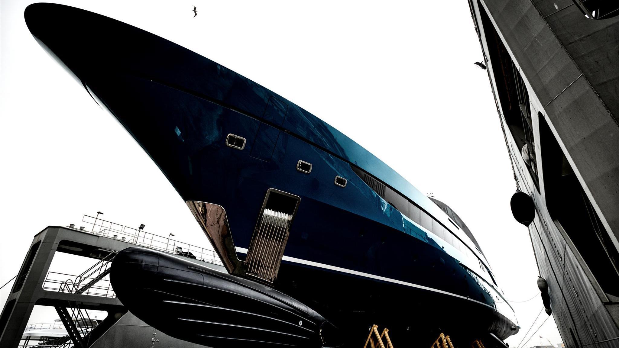 go motoryacht turquoise yachts nb63 77m 2018 launch half profile