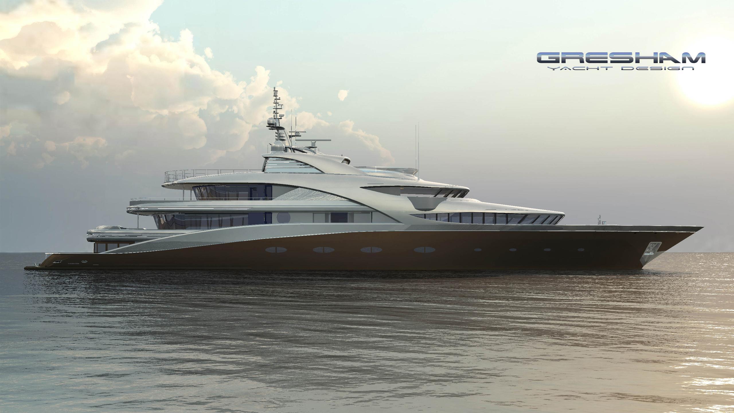 victoria motoryacht sevmash aes yachts 71m 2018 rendering