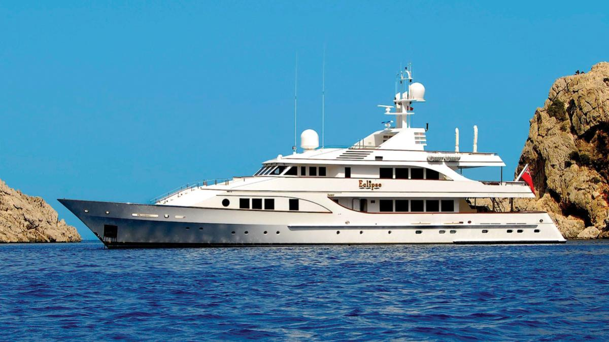 Eclipse Yacht For Sale Boat International