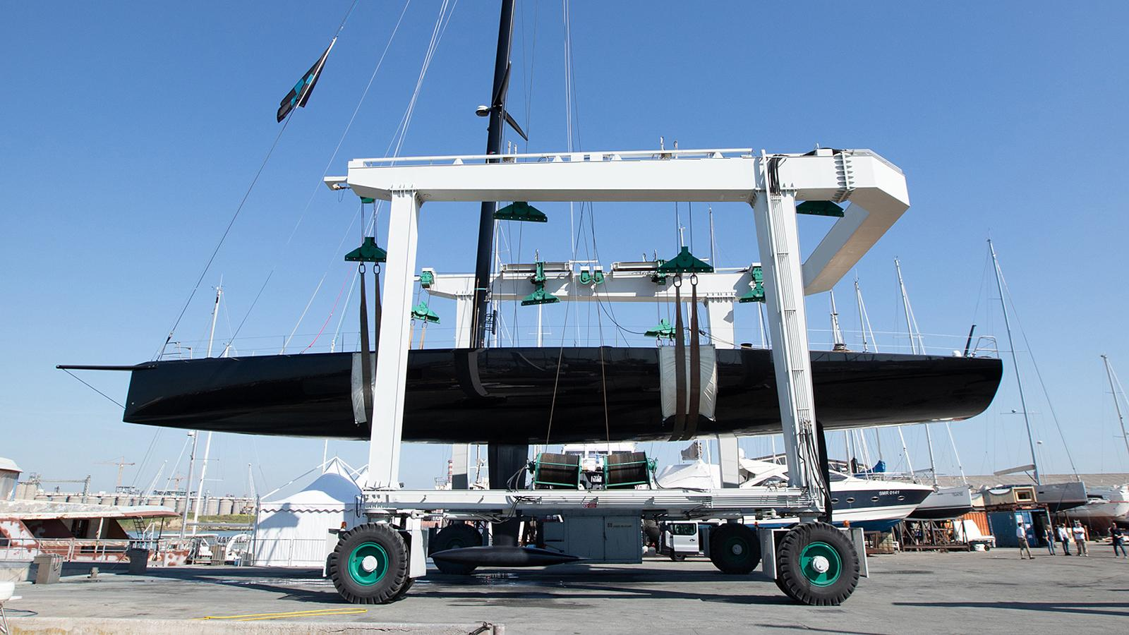 nahita wally 93 sailing yacht 2018 28m launch profile