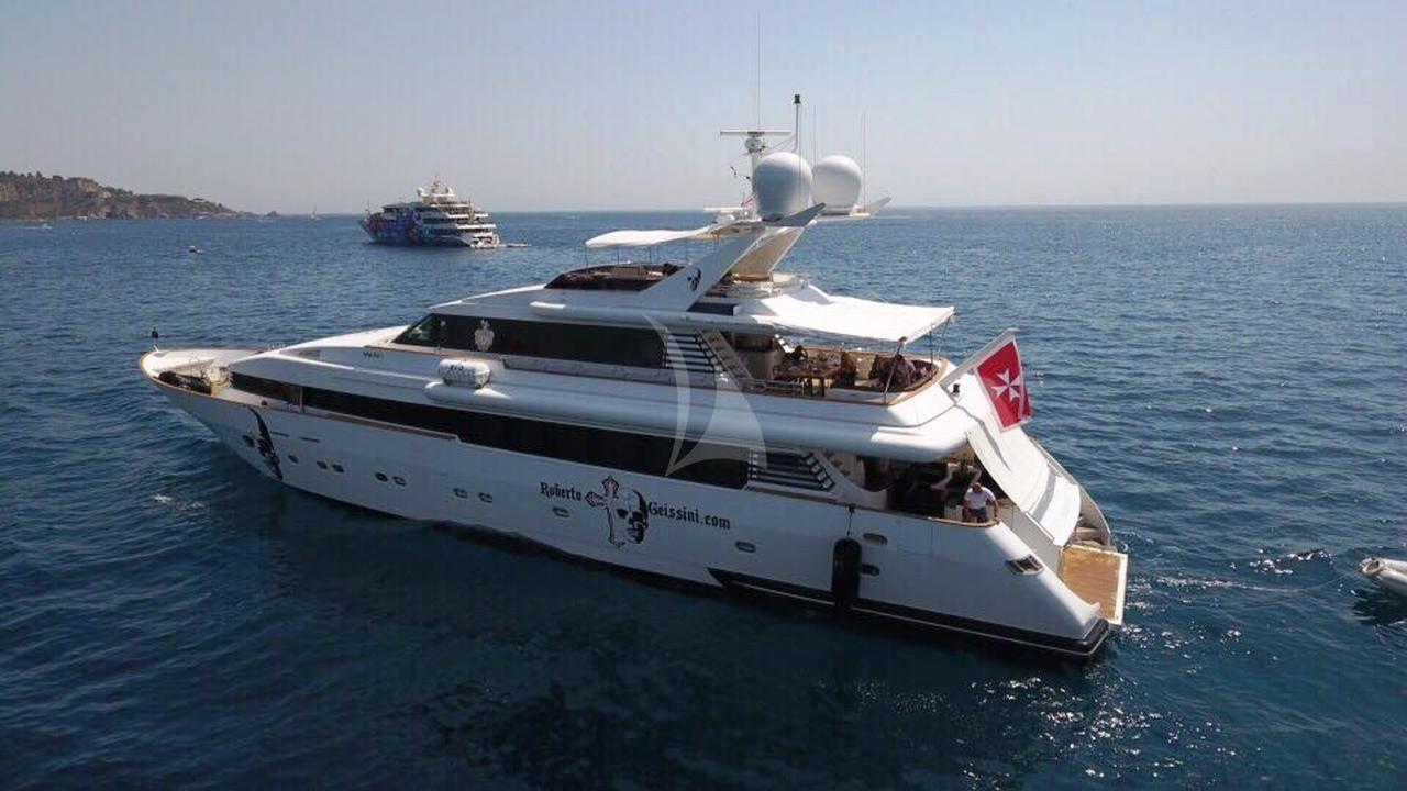 indigo star yacht for charter boat international