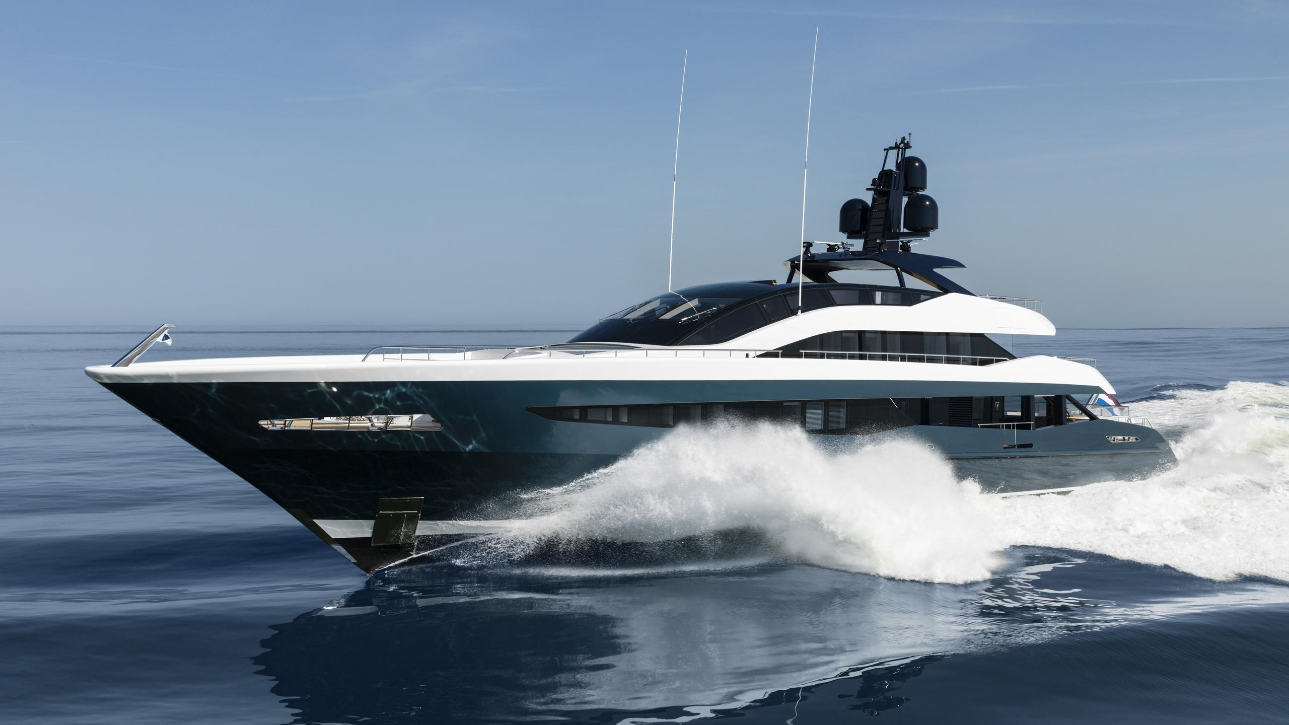 irisha 18151 motoryacht heesen yachts 2018 51m sea trials profile