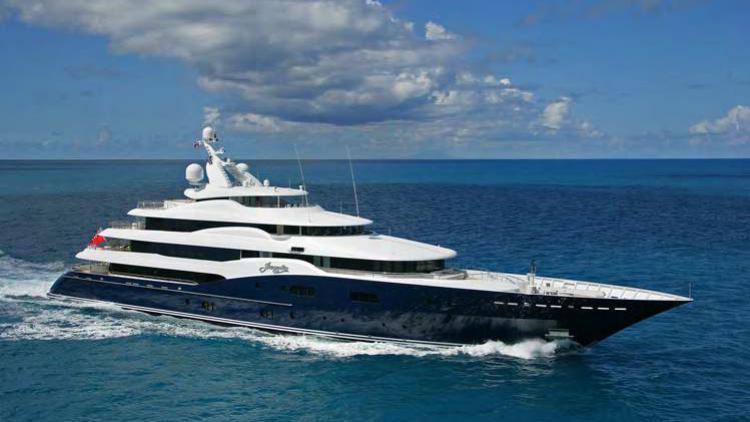 amaryllis yacht value