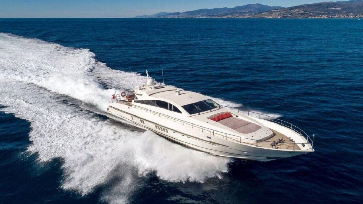 Astounding Vodka Yacht For Sale Boat International Creativecarmelina Interior Chair Design Creativecarmelinacom
