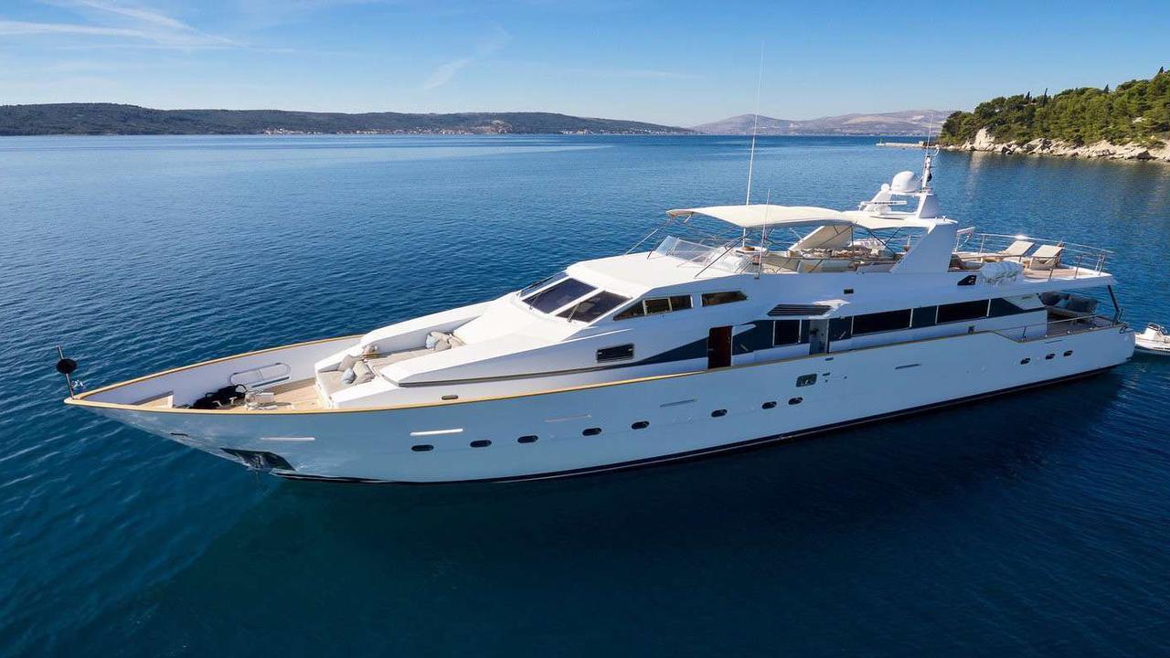 MOONRAKER II yacht for charter   Boat International