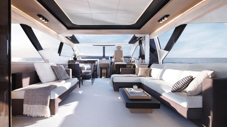 Azimut 77s motoryacht azimut yachts 24m 2018 saloon sistership