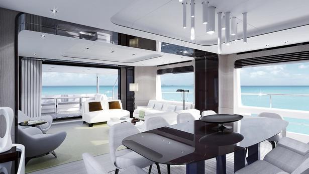 Grande 27 Metri motoryacht azimut yachts 27m 2019 saloon sistership