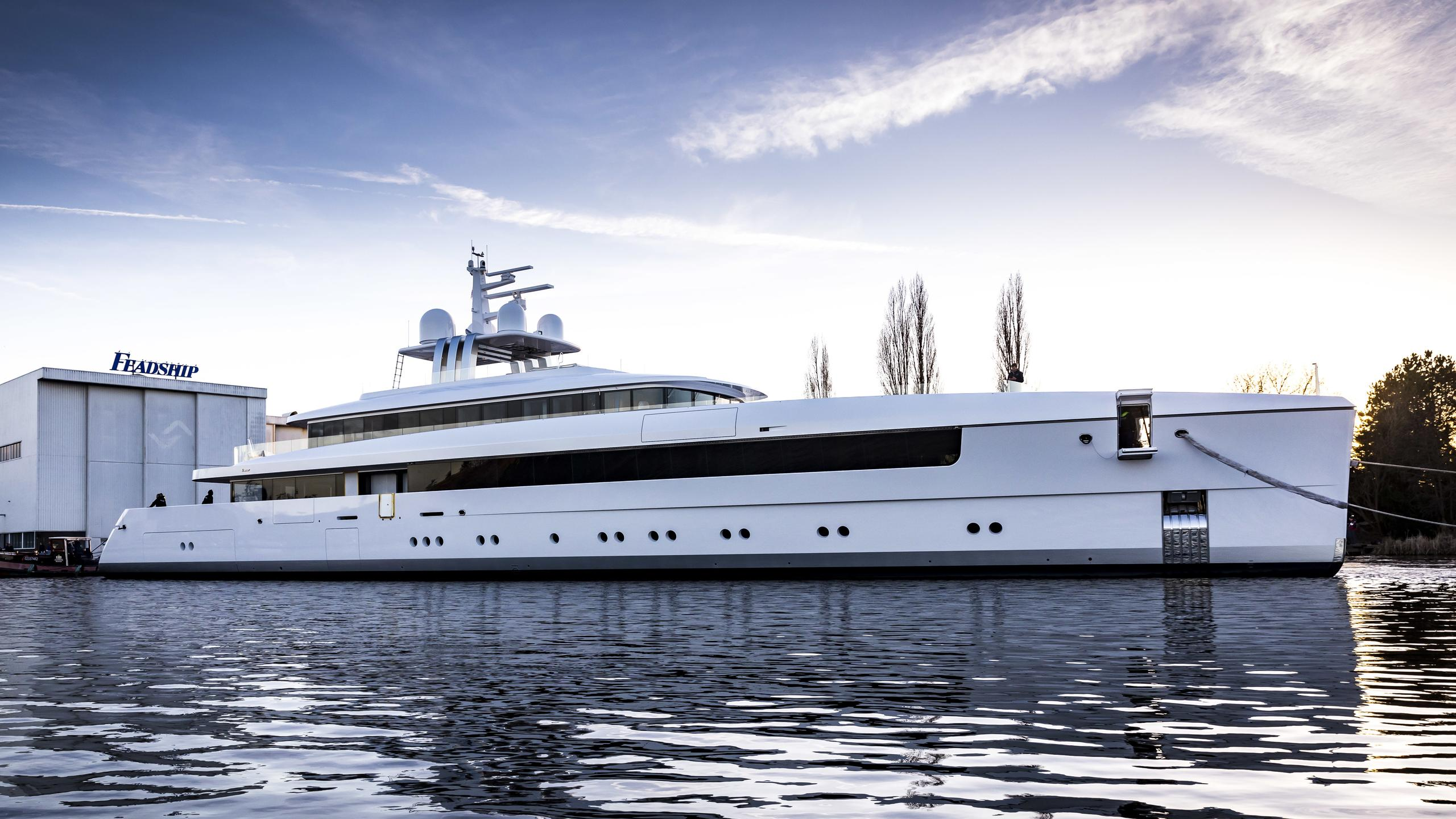 najiba motoryacht feadship 58m 2019 profile launch