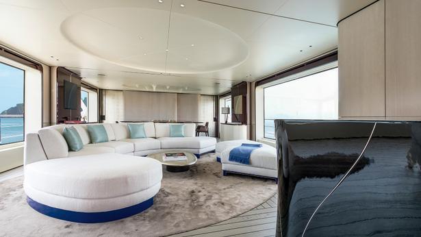 Grande 35 Metri motoryacht azimut yachts 35m 2018 saloon sistership
