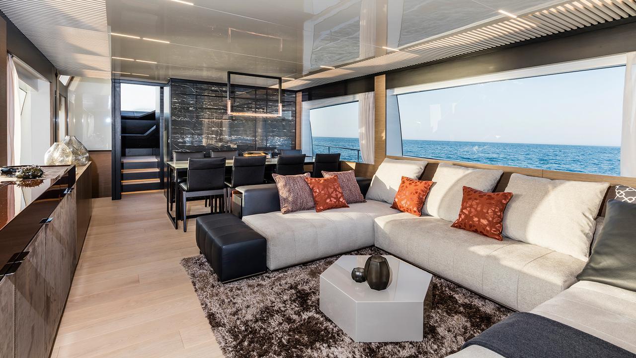 Ferretti 780 motoryacht Ferretti 24m 2019 saloon sistership