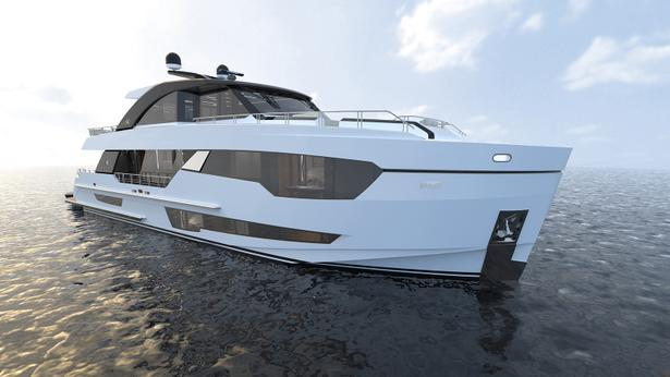 Ocean Alexander 90R motoryacht ocean alexander 28m 2019 exterior sistership