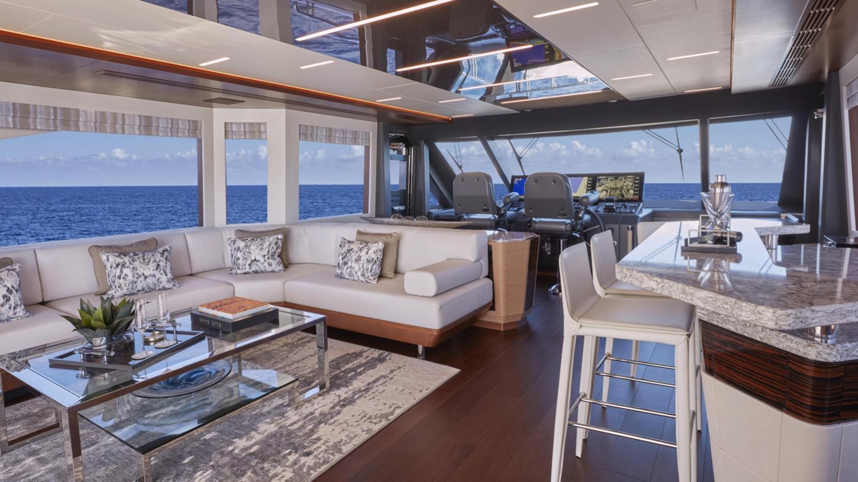 Ocean Alexander 90R motoryacht ocean alexander 28m 2019 saloon sistership