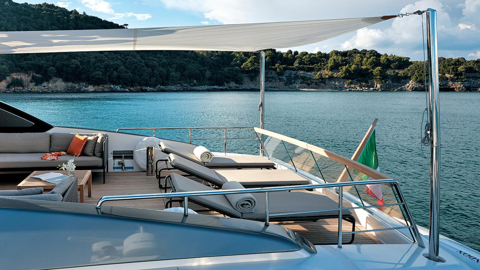 SL86 motoryacht sanlorenzo 27m 2019 flybridge sistership