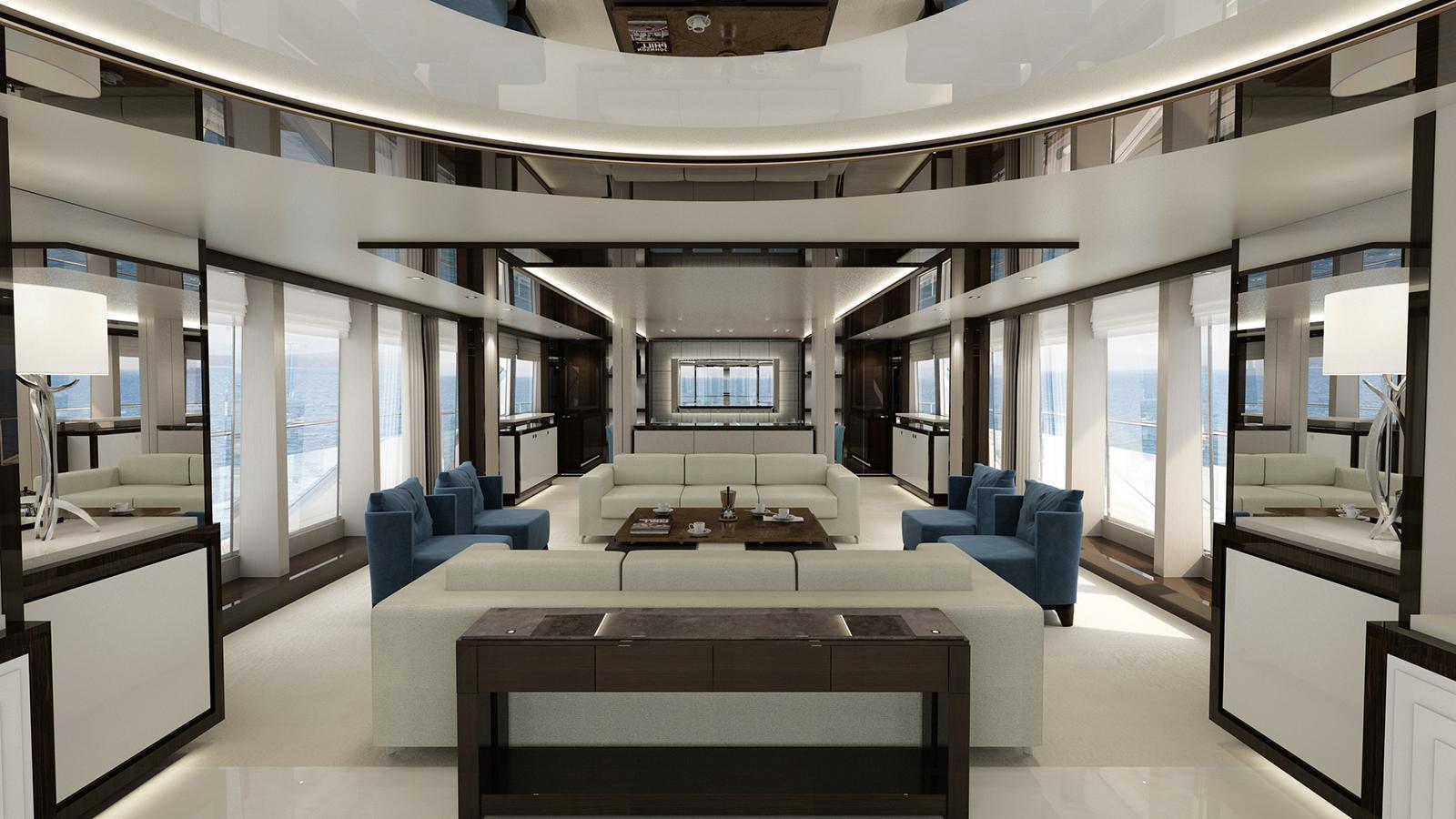 Sunseeker 131 motoryacht sunseeker 40m 2018 saloon sistership