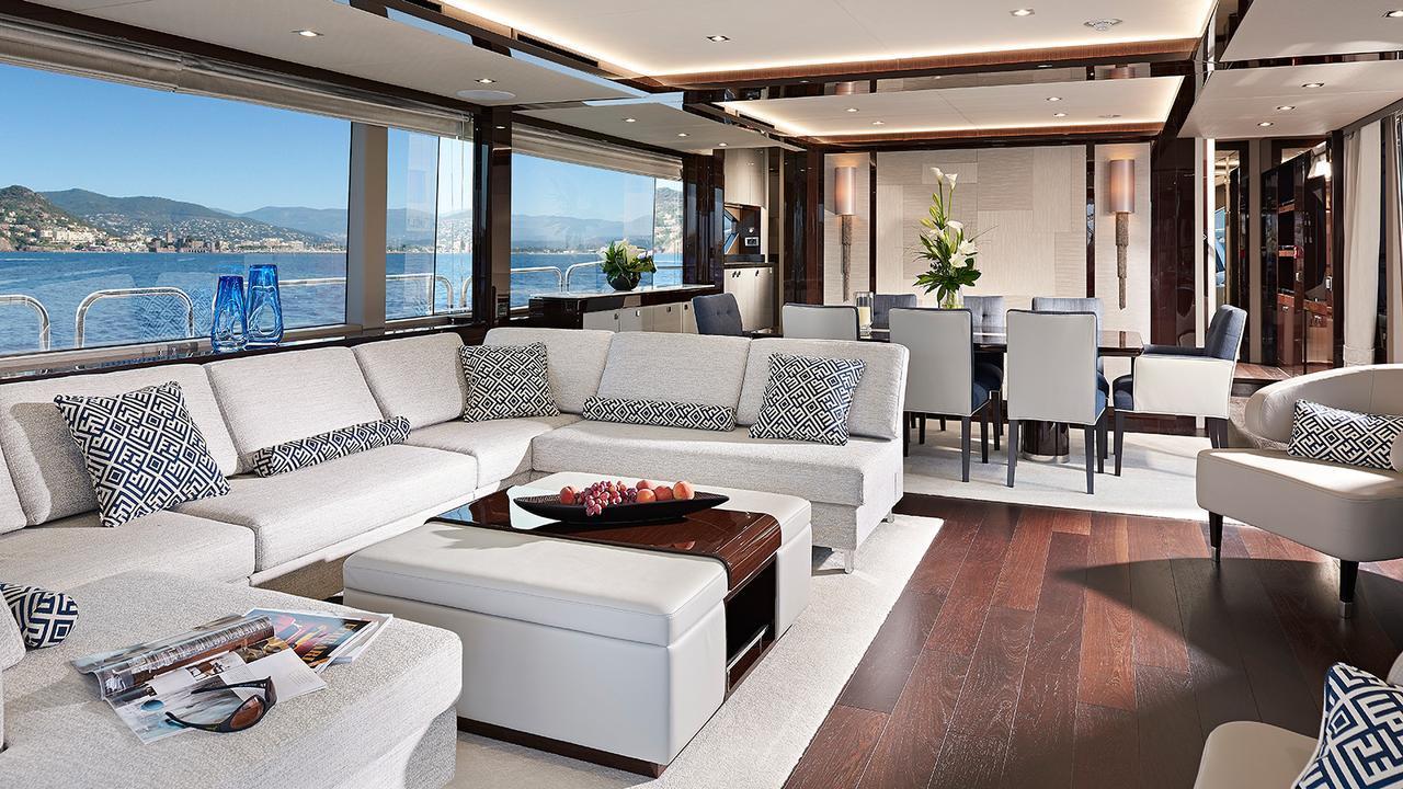 Sunseeker 95 motoryacht Sunseeker 28m 2019 saloon sistership