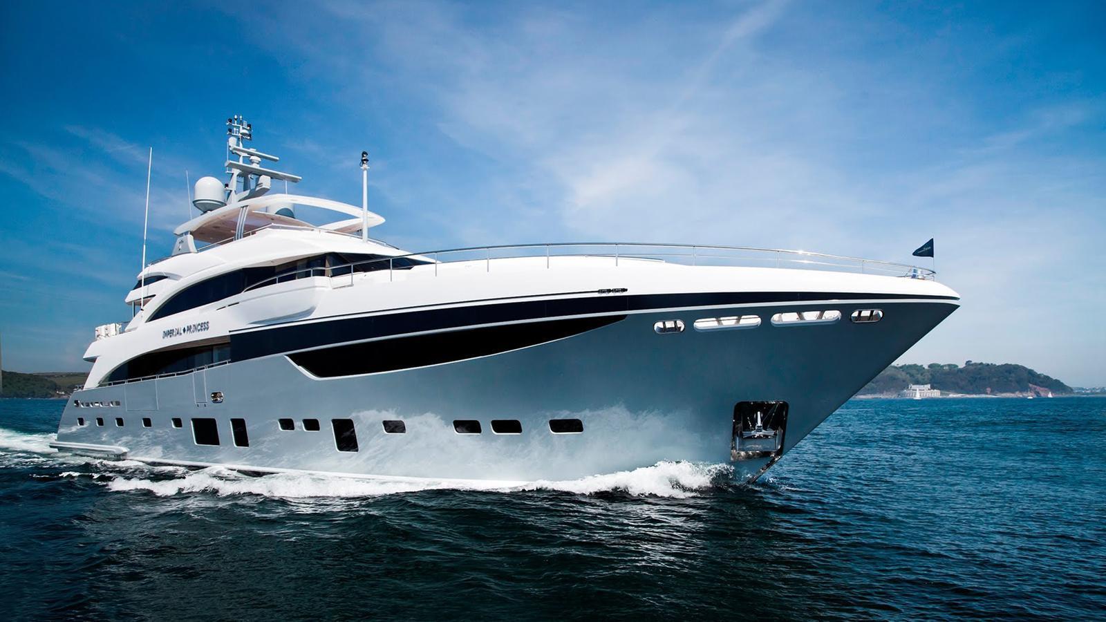 Princess 40M motoryacht Princess 40m 2019 exterior sistership