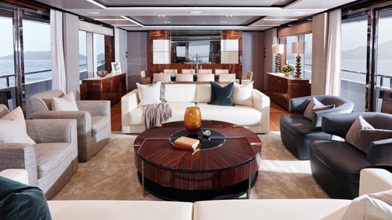 Princess 35M motoryacht Princess 35m 2019 saloon sistership