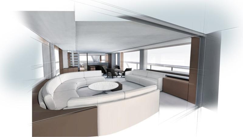Princess X95 motoryacht Princess 29m 2020 saloon sistership