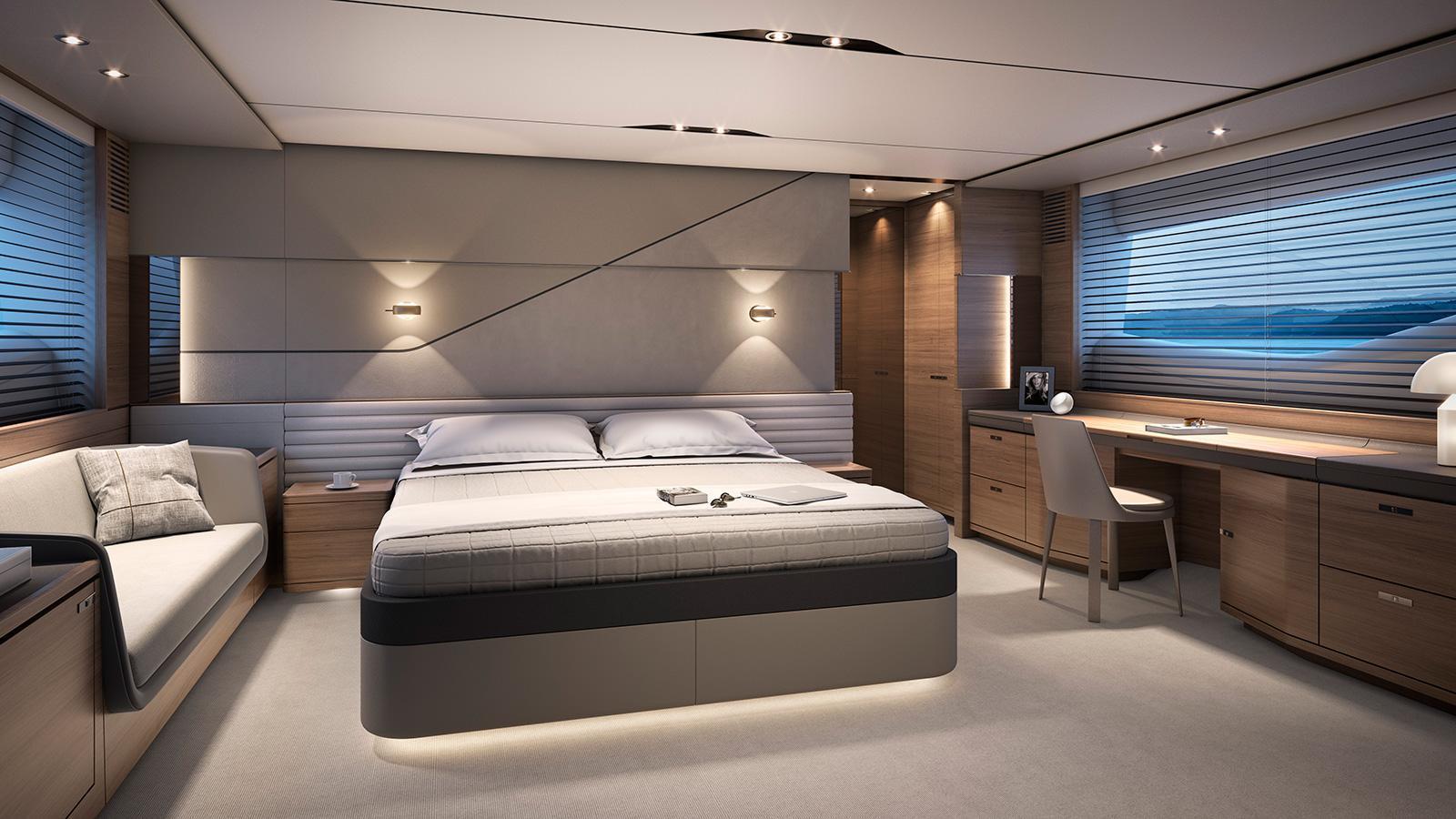 Princess S78 motoryacht Princess 24m 2019 master sistership