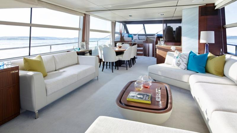 Princess Y75 motoryacht Princess 25m 2019 saloon sistership