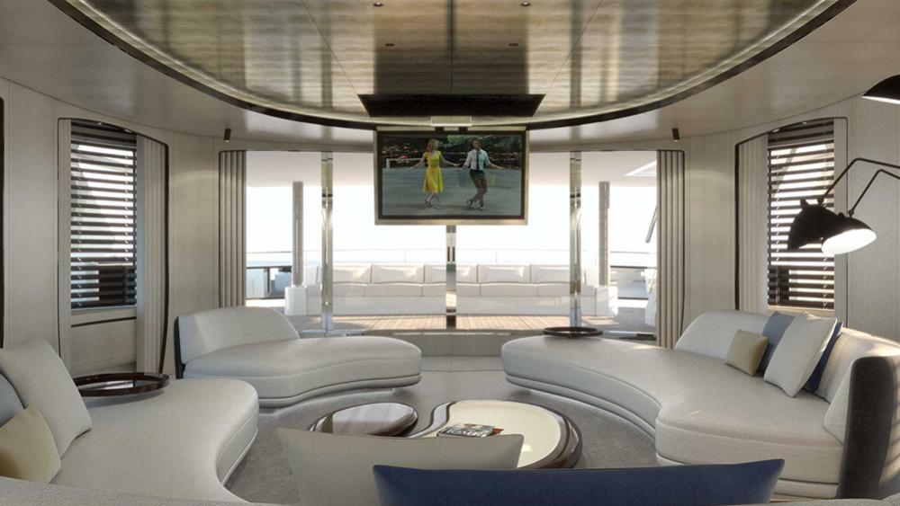 BP001 motoryacht Benetti 44m 2020 saloon sistership