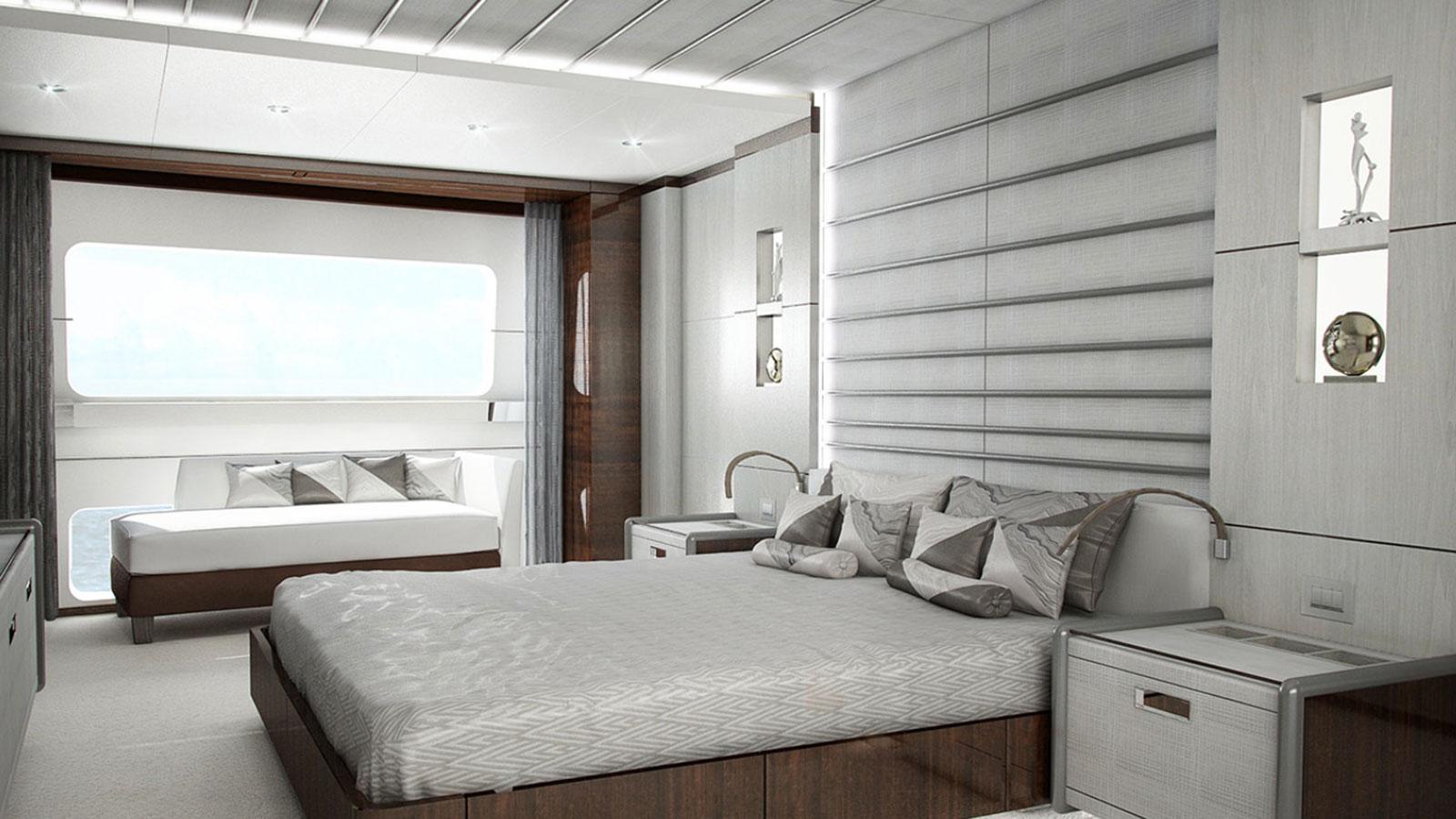 Benetti Supreme 132 motoryacht Benetti 40m 2020 master sistership