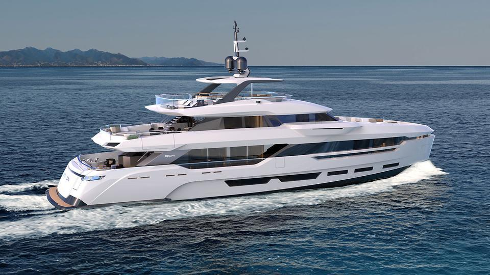 dom 123 motoryacht ccn cerri 37m 2020 rendering