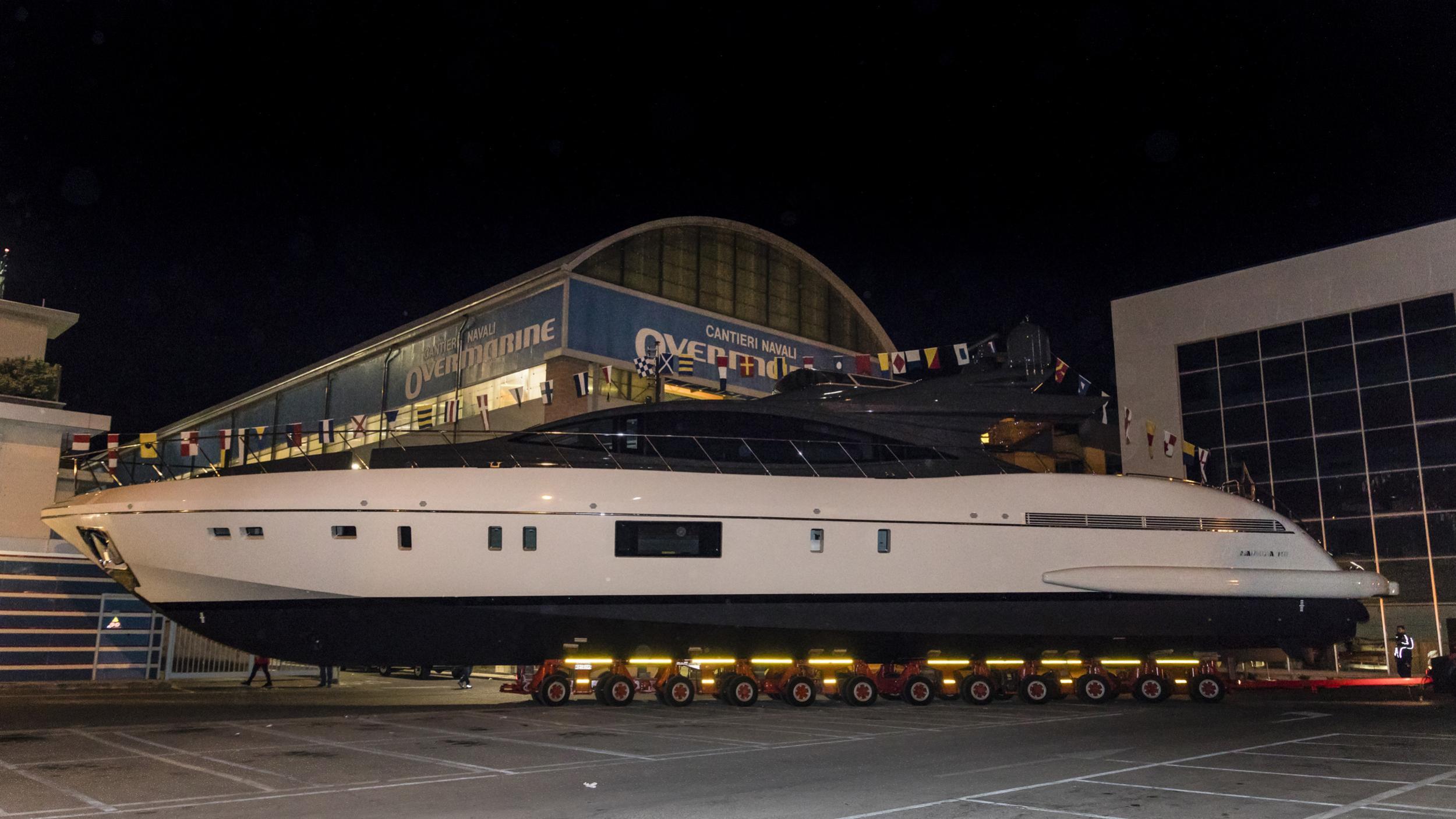 mangusta 110 hull 4 motoryacht overmarine 34m 2019 launch profile