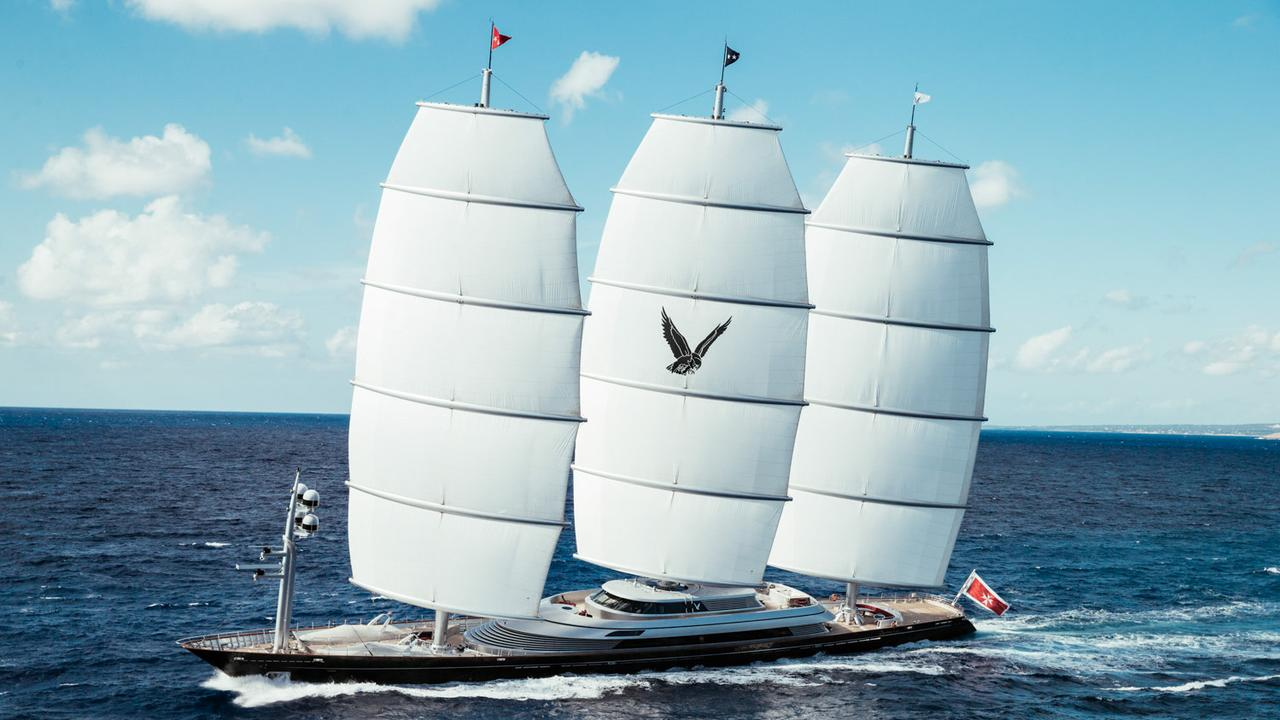 Maltese Falcon Yacht For Charter Boat International