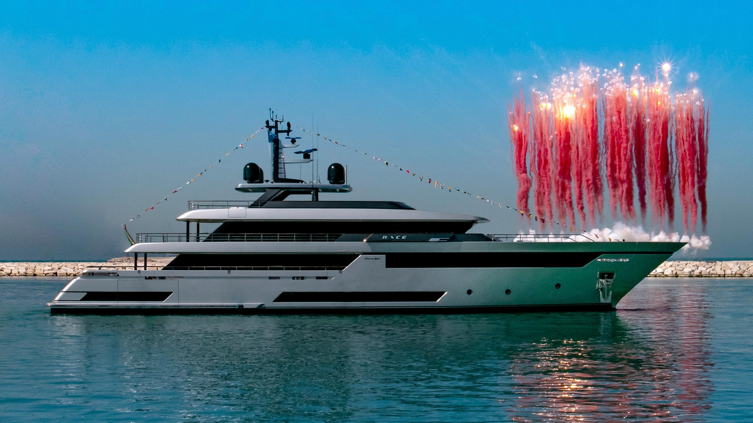 race motoryacht riva yachts 50m 2019 launch