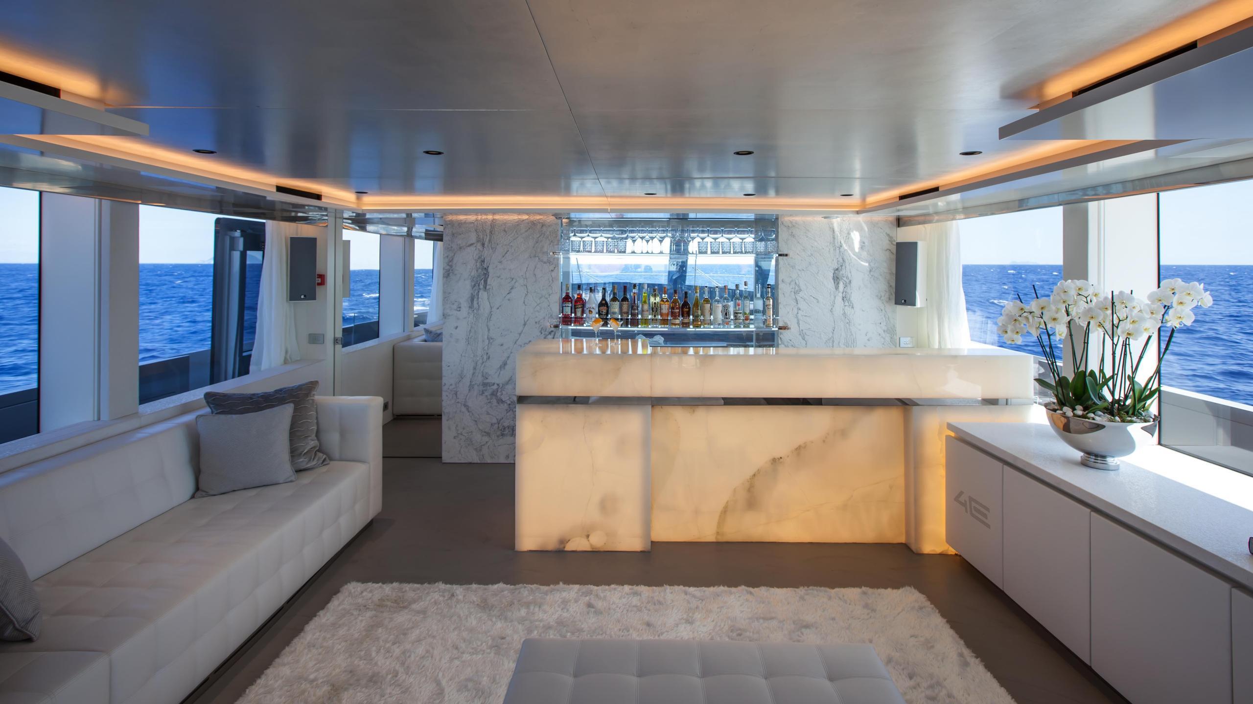 forever logica 147 motor yacht 2014 45m upper deck