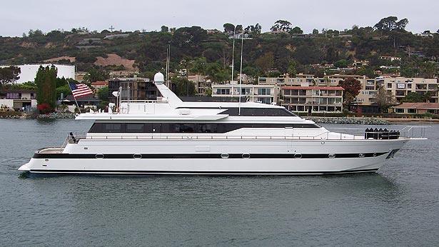 Mercedes Versilcraft Yacht