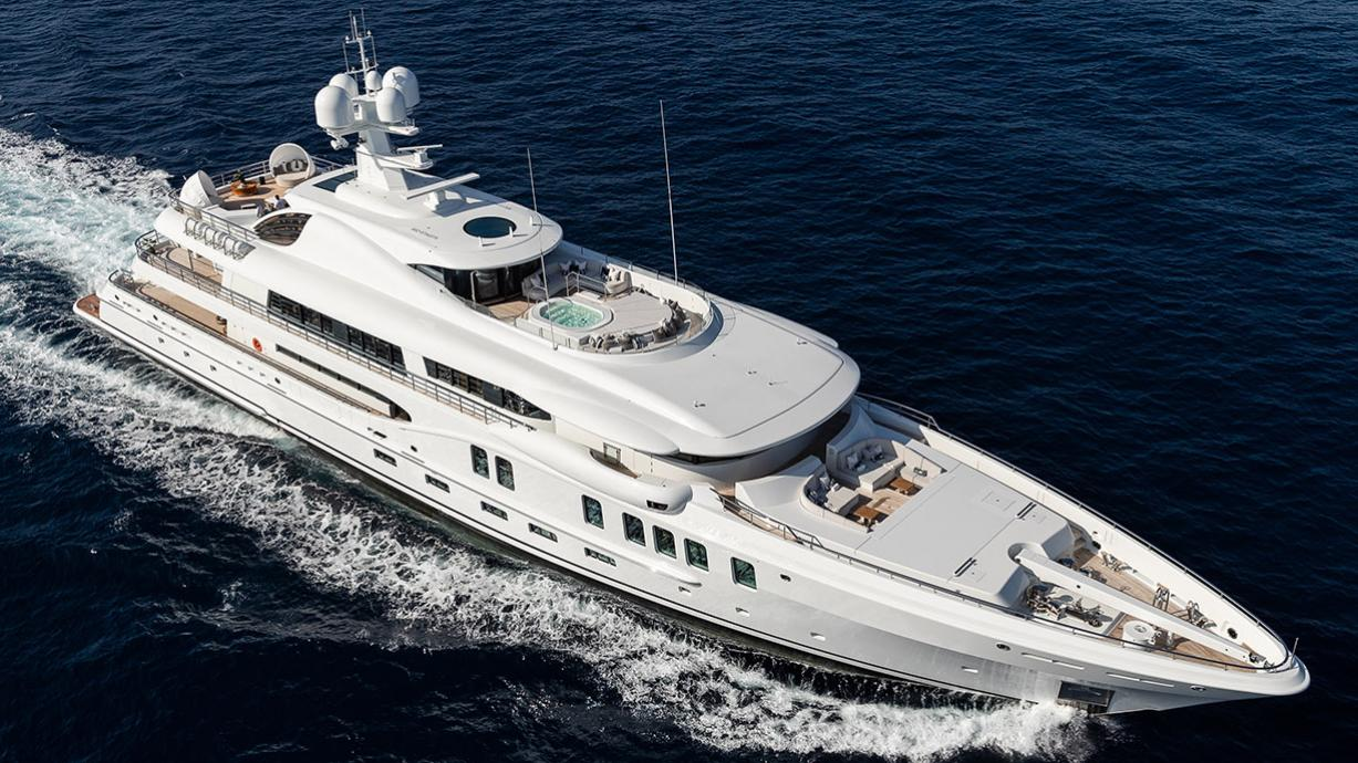 AURORA BOREALIS yacht for sale | Boat International